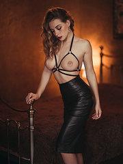 sexy black milf nude